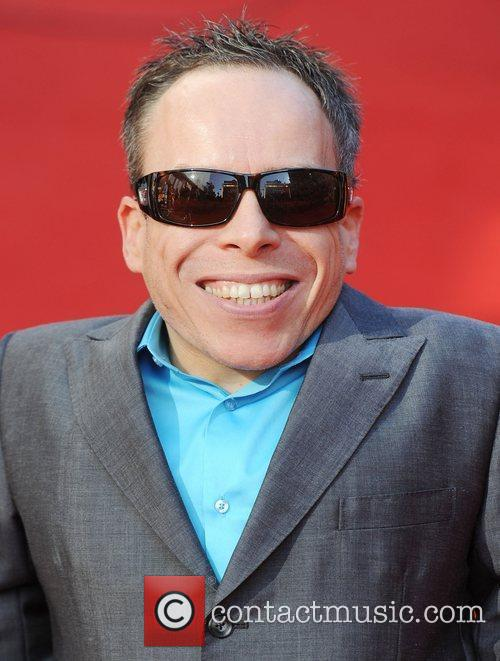 Warwick Davis, Johnny English and Empire Leicester Square 3