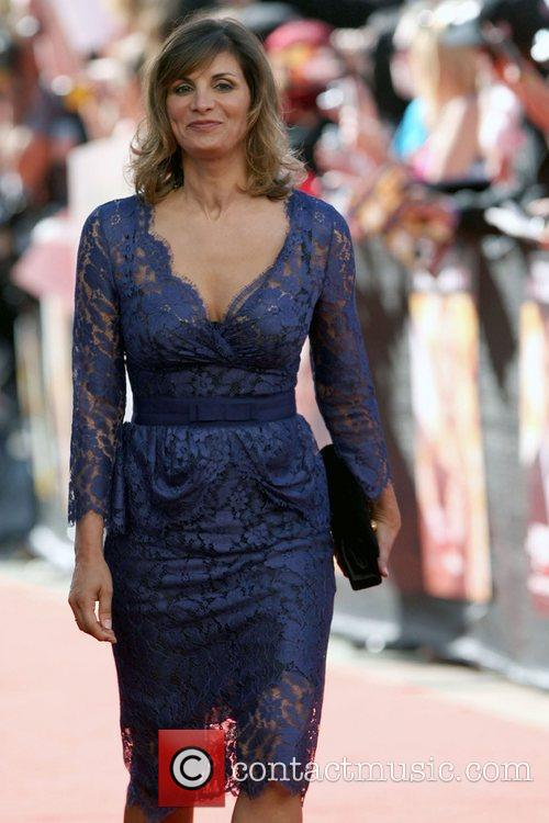 Sunetra Sastry, wife of Rowan Atkinson The world...