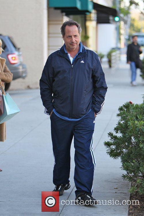 Jon Lovitz  is seen waiting for his...