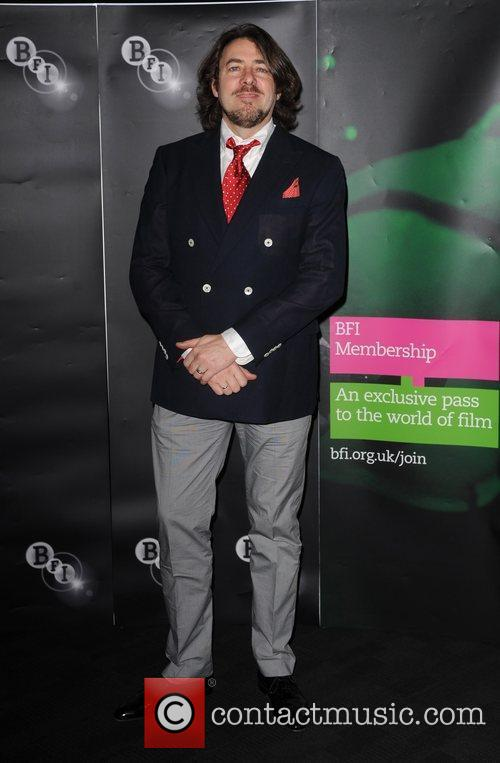 Jonathan Ross  at a screening of classic...