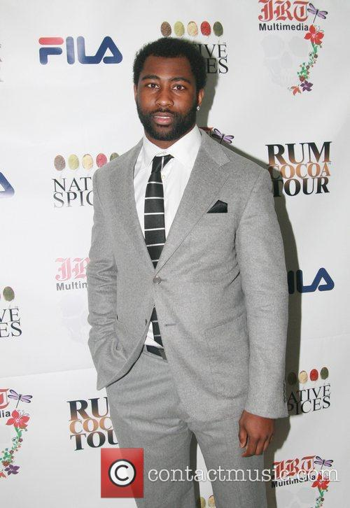 NY Jets' Darrelle Revis  The birthday celebration...