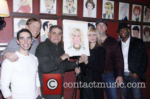 Dawes, Dan Lauria and Judith Light 2