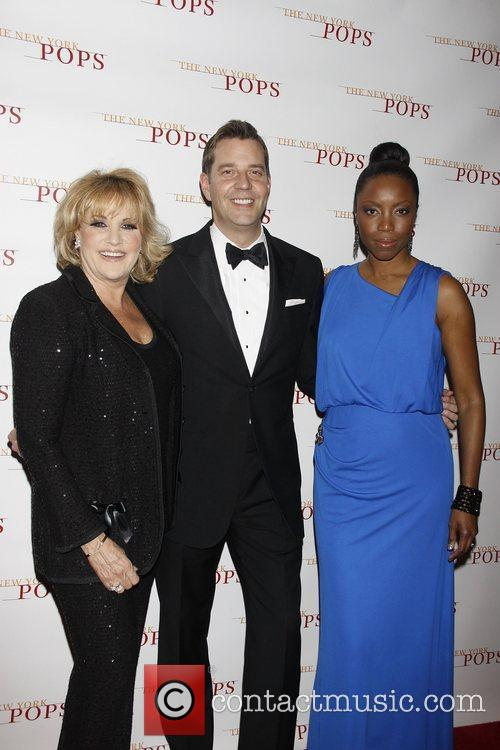 Lorna Luft and Heather Headley 3