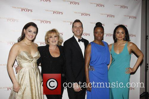 Lorna Luft and Heather Headley 10