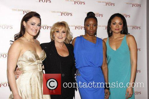 Lorna Luft and Heather Headley 8