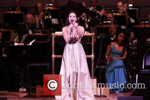 The New York Pops hosts the 50th anniversary...