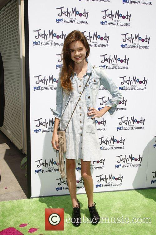 Ciara Bravo Premiere of Relativity Media's 'Judy Moody...