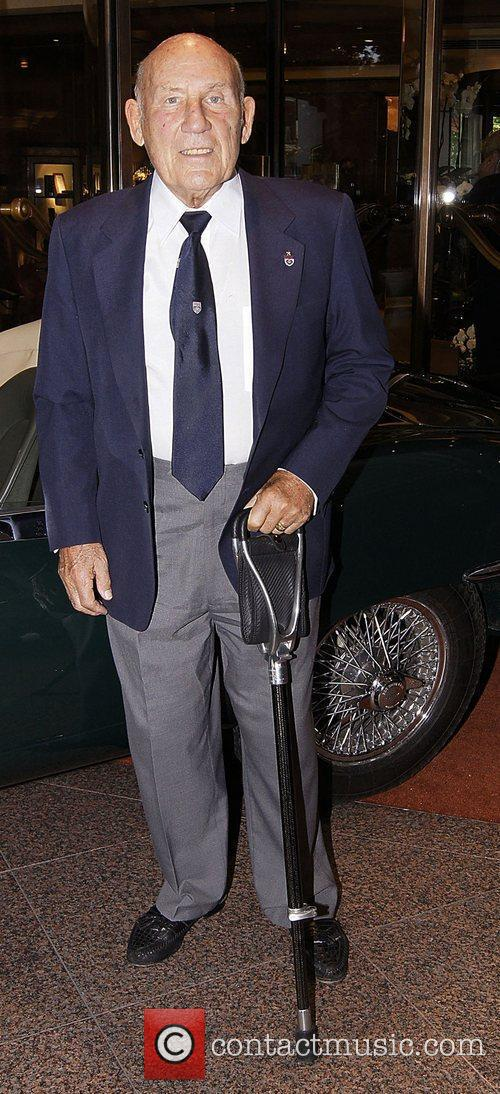 Sir Stirling Moss ,  at the 50th...