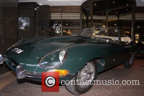 Worlds oldest Jaguar E Type 77 RW at...