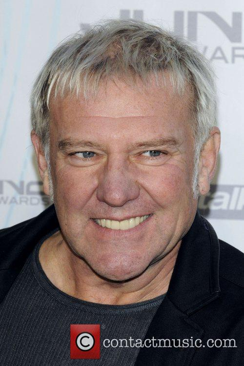 Alex Lifeson  2011 JUNO Awards held at...