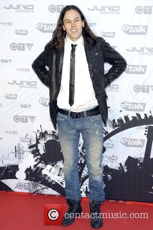 Justin Nozuka  2011 JUNO Awards held at...