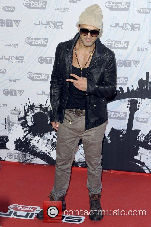 Karl Wolf  2011 JUNO Awards held at...