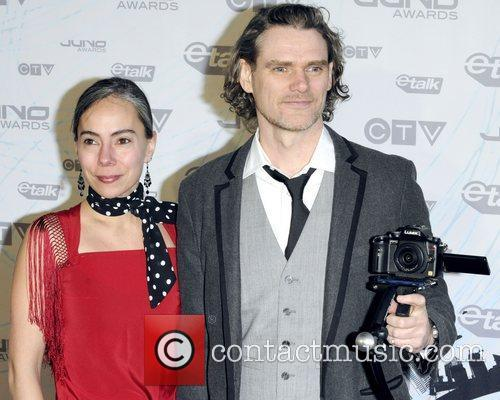 2011 JUNO Awards held at the Air Canada...