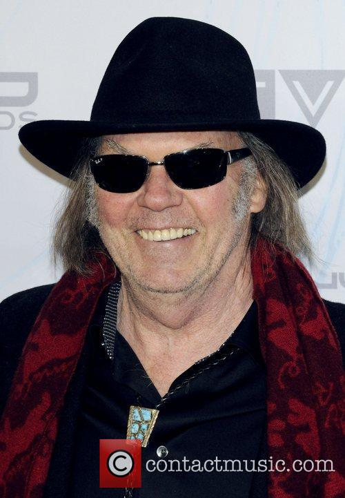 Neil Young  2011 JUNO Awards held at...
