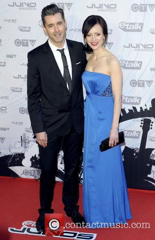 Royal Wood and Sarah Slean  2011 JUNO...