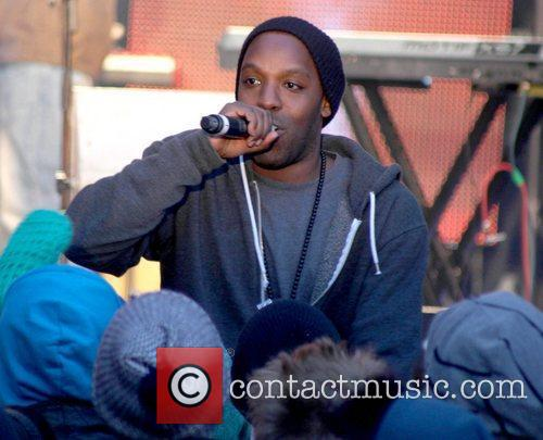 Performs at the JUNO Block Party in Metro...