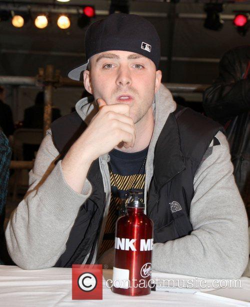 Classified, aka Luke Boyd  JUNO FanFare Toronto,...