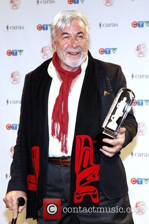 Jim Byrnes JUNO Gala Dinner and Awards Show...