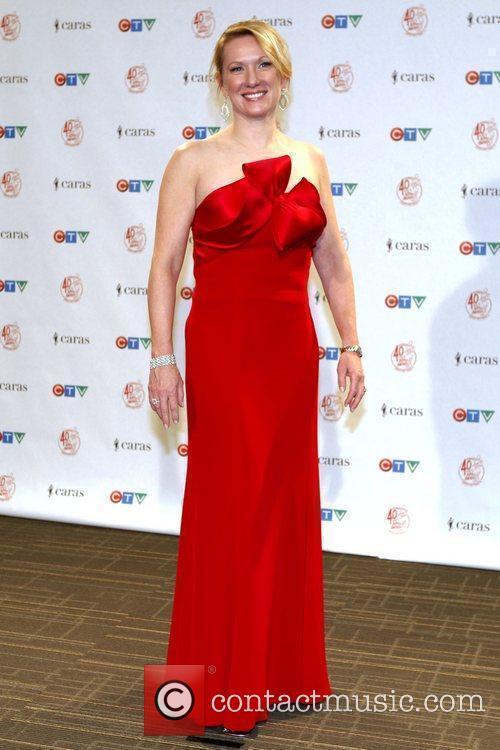 Melanie Berry JUNO Gala Dinner and Awards Show...
