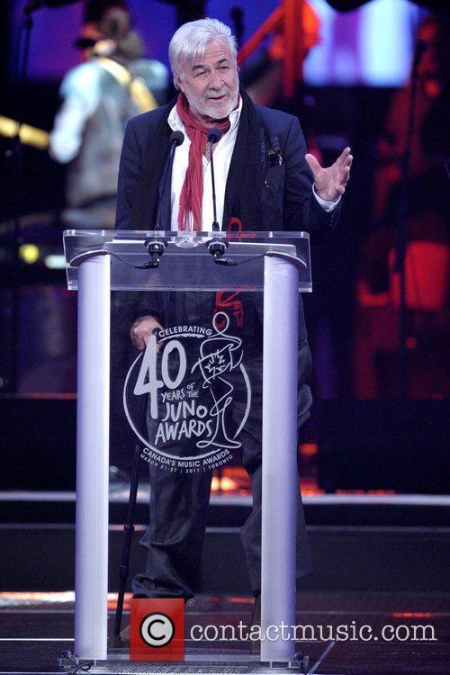 Jim Byrnes  JUNO Gala Dinner and Awards...