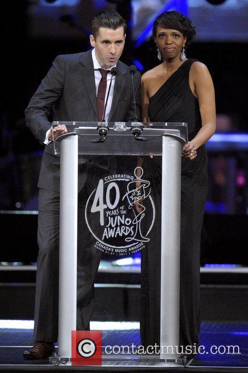 Royal Wood and Kellylee Evans  JUNO Gala...