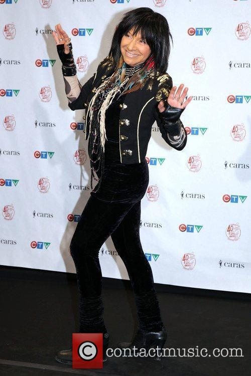 Buffy Sainte-Marie  The 2011 JUNO Awards -...
