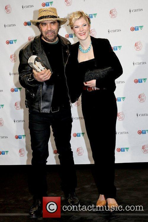 Daniel Lanois and Trixie Whitley The 2011 JUNO...