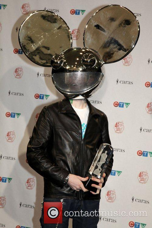 Deadmau5  The 2011 JUNO Awards - Press...