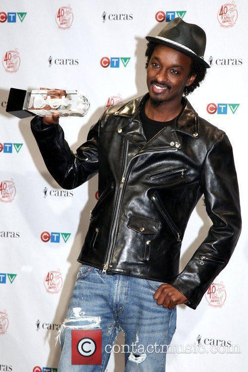 K'naan  The 2011 JUNO Awards - Press...