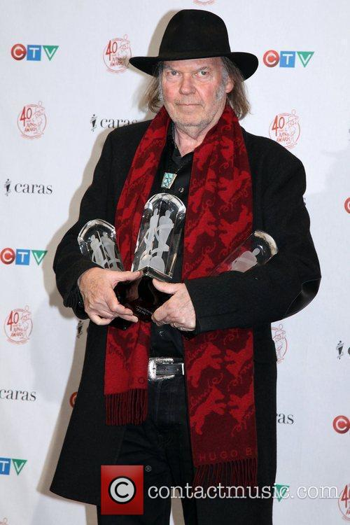 Neil Young  The 2011 JUNO Awards -...