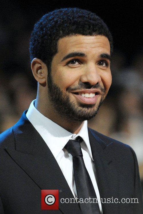 Drake at the Juno Awards
