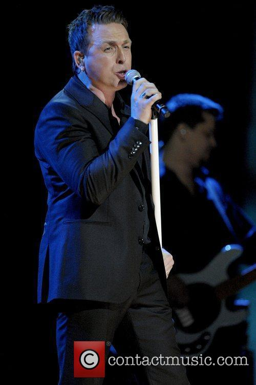 Johnny Reid  2011 JUNO Awards held at...