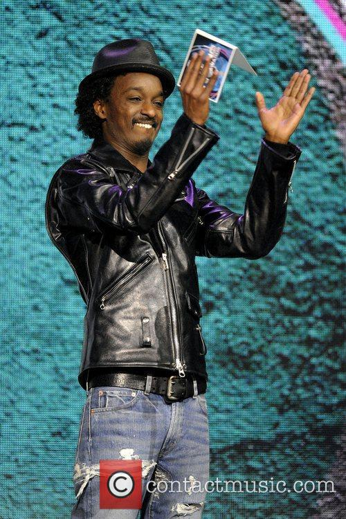 K'naan  2011 JUNO Awards held at the...