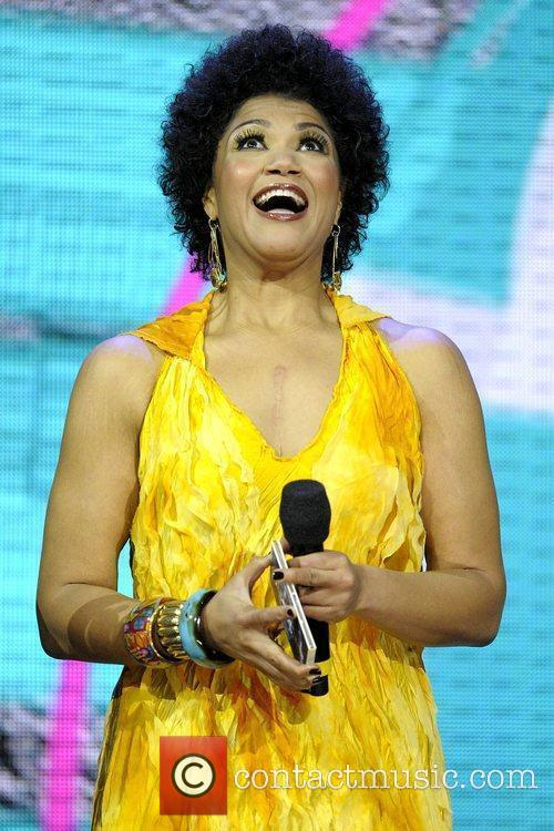 Measha Brueggergosman  2011 JUNO Awards held at...
