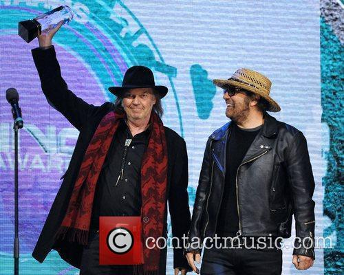 Neil Young and Guest 2011 JUNO Awards held...