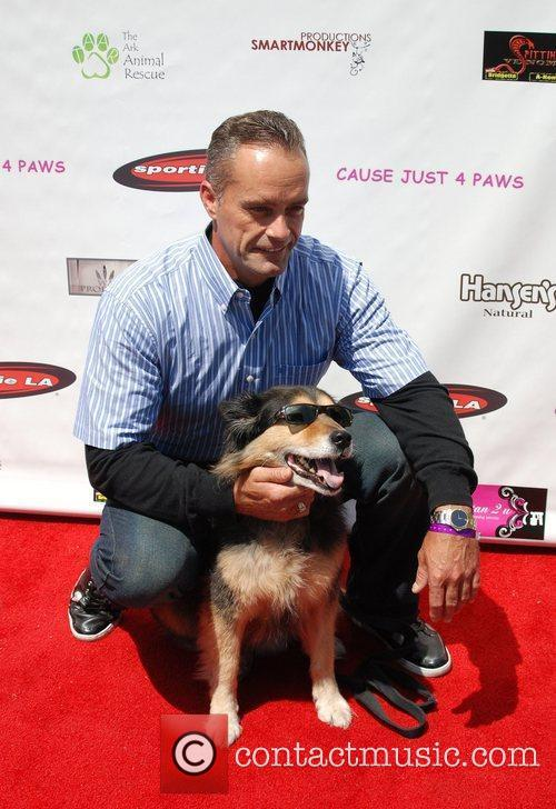 Anthony Vitale  Just 4 Paws charity fundraiser...