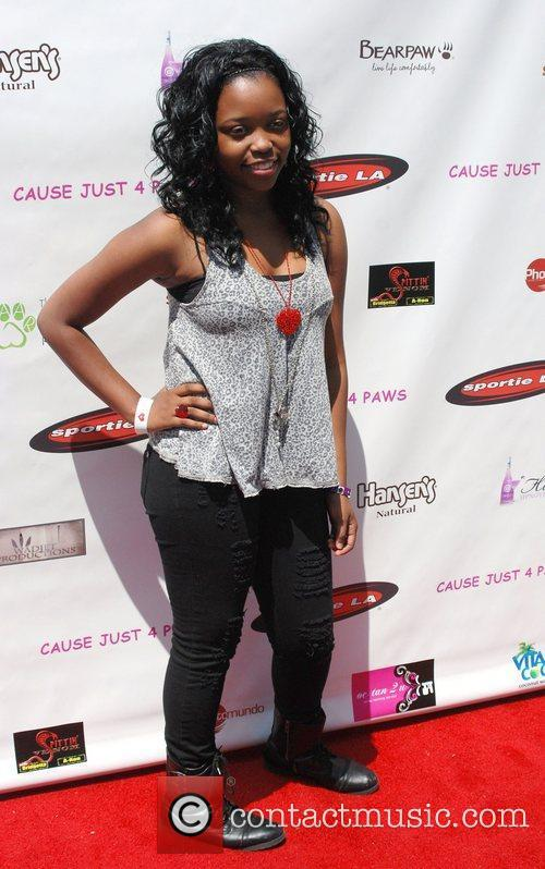 Brea Renee  Just 4 Paws charity fundraiser...