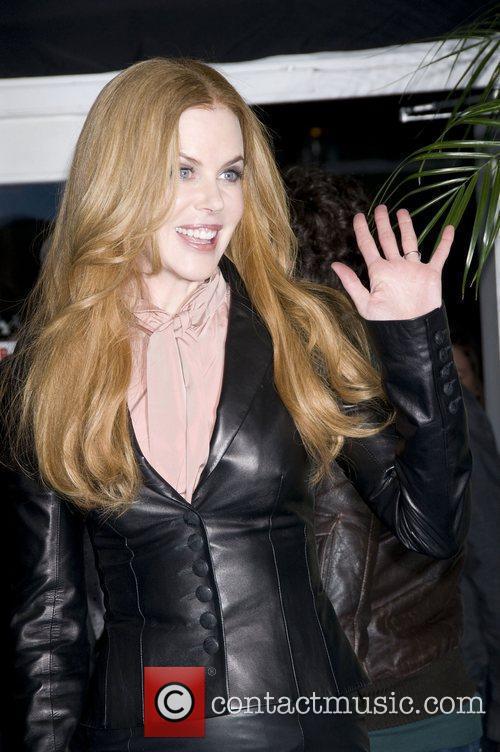 Nicole Kidman, Ziegfeld Theatre