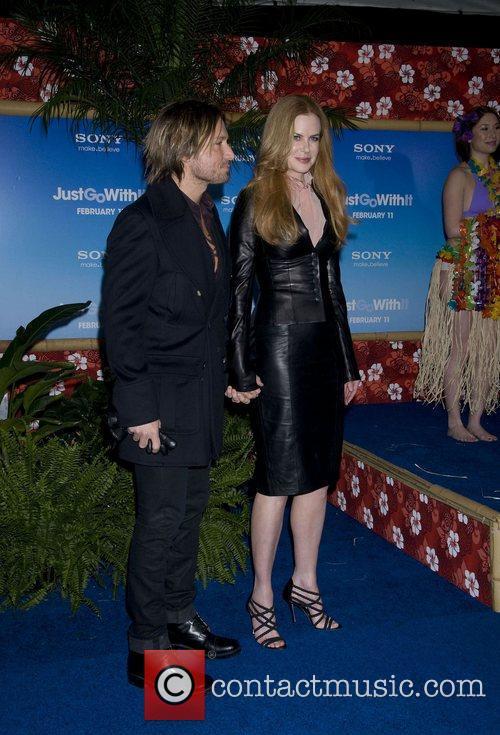 Nicole Kidman, KEITH URBAN, Ziegfeld Theatre