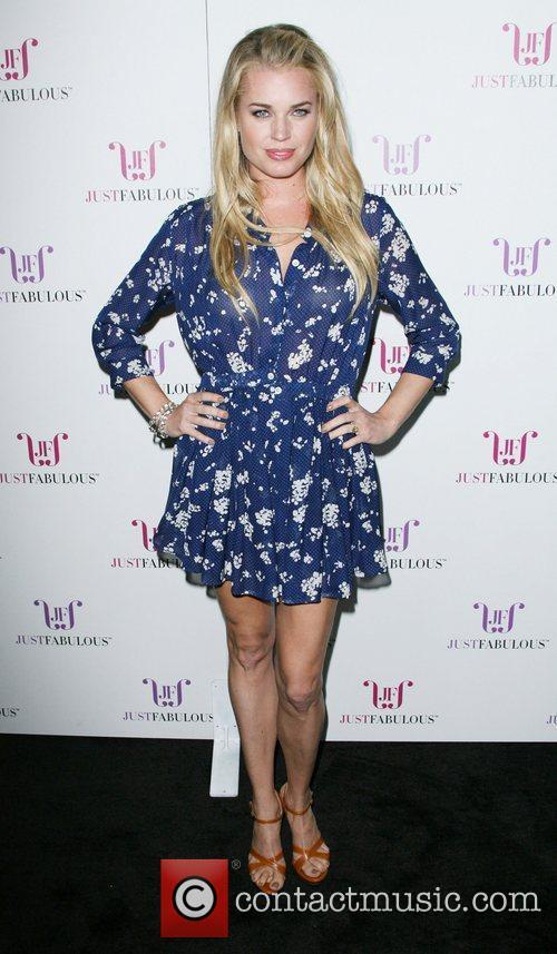 Rebecca Romijn Jessica Paster Celebrates The Launch of...