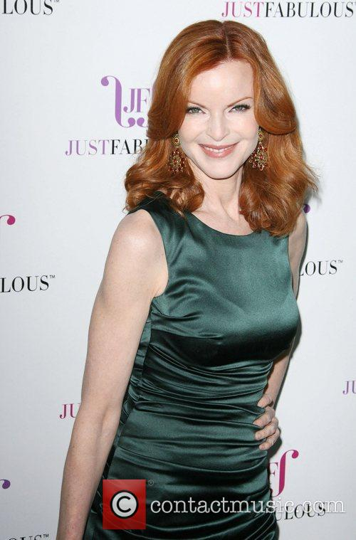 Marcia Cross Jessica Paster Celebrates The Launch of...