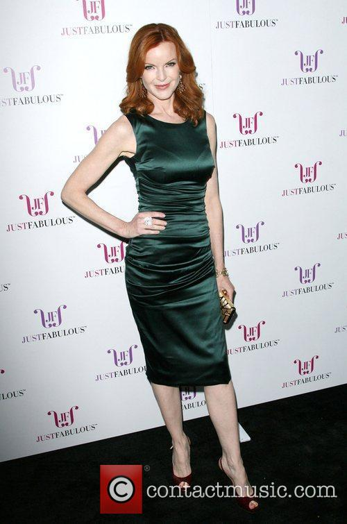 Jessica Paster Celebrates The Launch of 'JustFabulous' held...