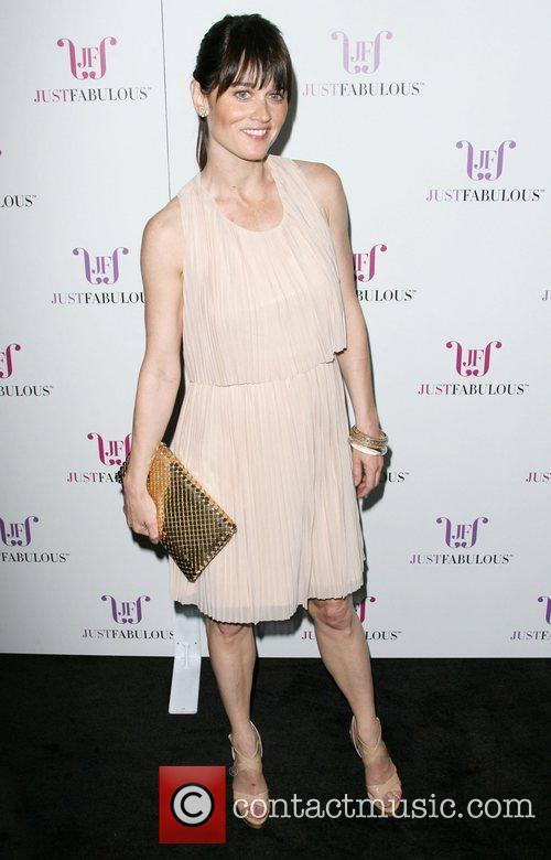 Robin Tunney Jessica Paster Celebrates The Launch of...