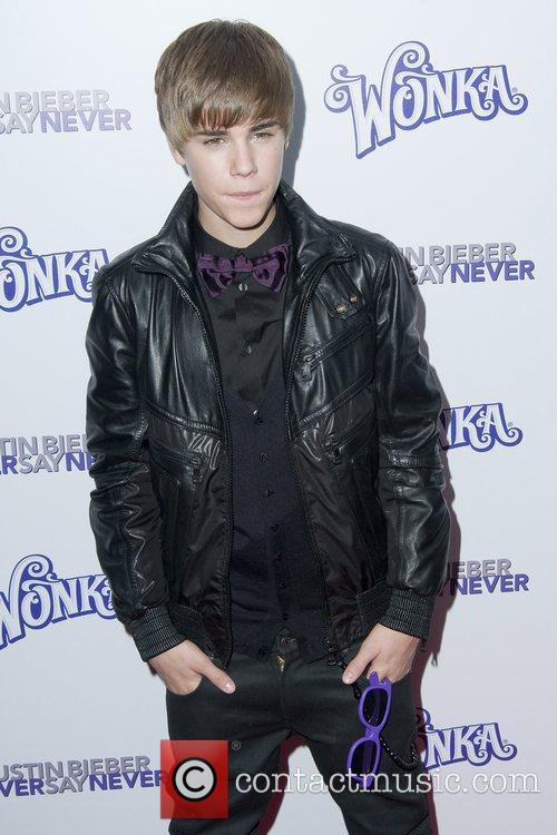 Justin Bieber  attends the New York Premiere...