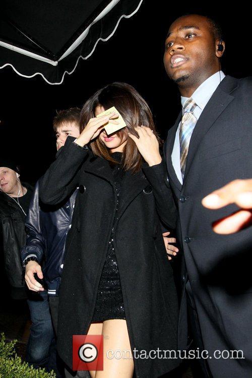 Justin Bieber and Selena Gomez 1