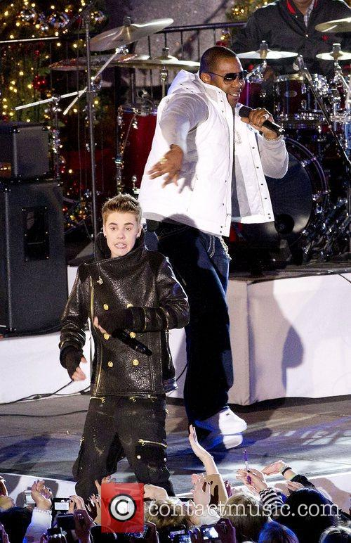 Justin Bieber and Busta Rhymes 6