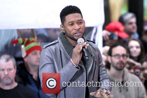 Usher Raymond and Usher 3