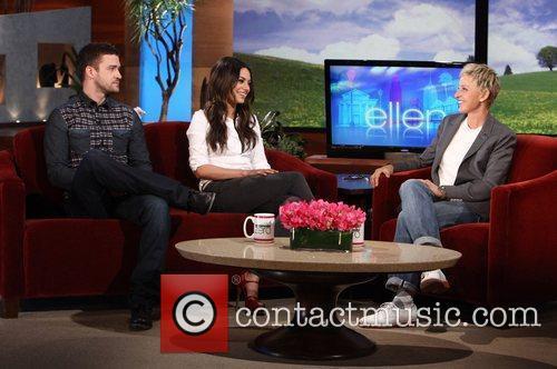 Justin Timberlake and Mila Kunis make an appearance...