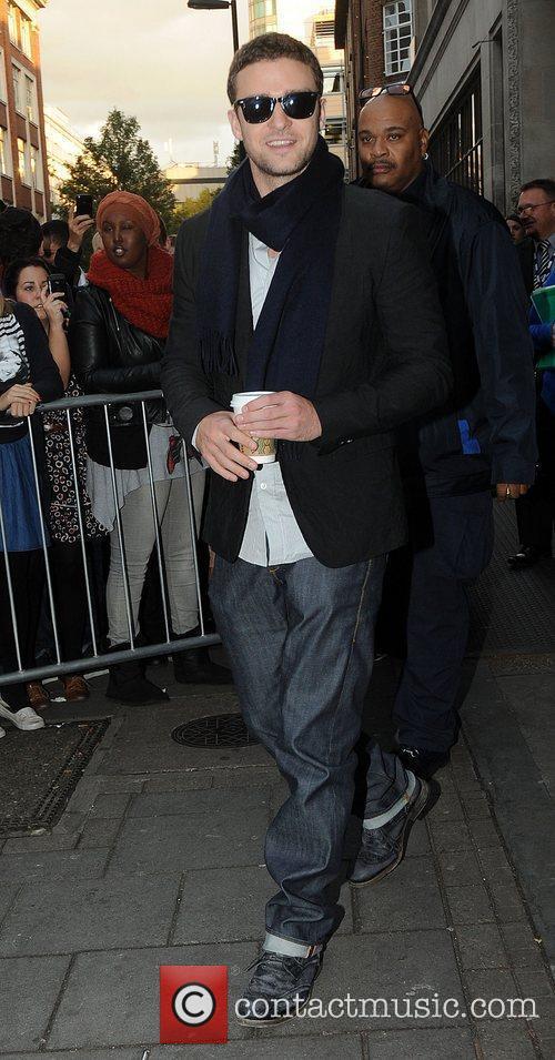 Justin Timberlake 14