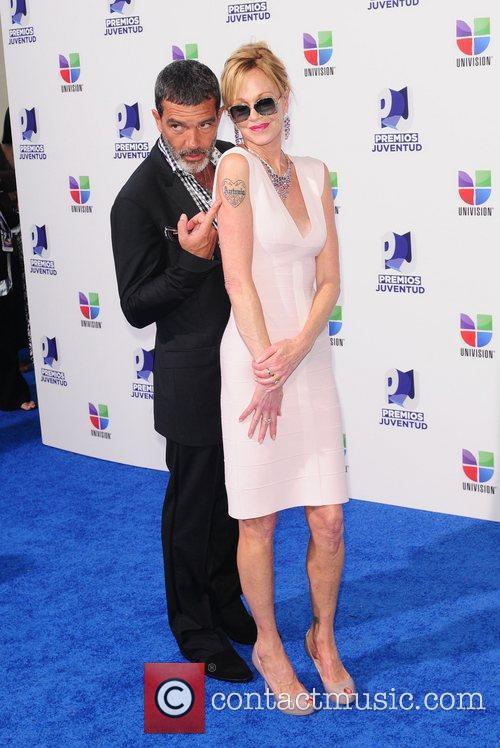 Antonio Banderas and Melanie Griffith 11